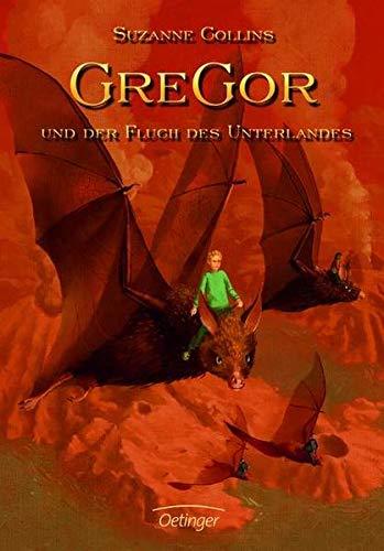 9783789132131: Gregor und der Fluch des Unterlandes