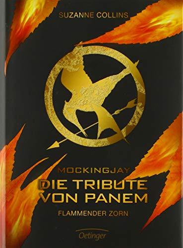 Die Tribute von Panem 3: Flammender Zorn - Collins, Suzanne, Hanna Hörl Sylke Hachmeister u. a.