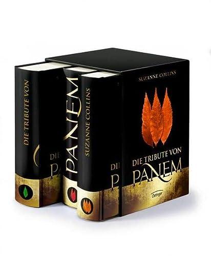 9783789132339: Die Tribute von Panem - 3 Bände im Schuber