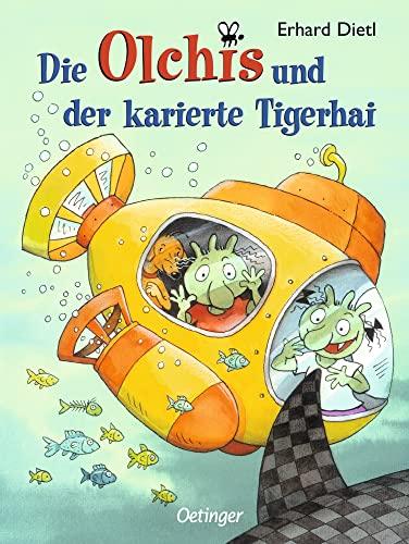 9783789133169: Die Olchis und der karierte Tigerhai