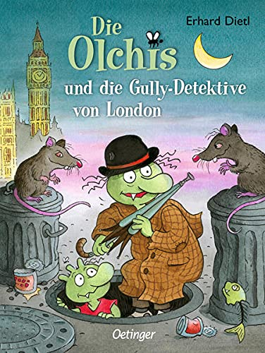 9783789133312: Die Olchis und die Gully-Detektive von London
