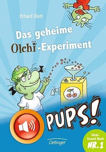 9783789133602: Das geheime Olchi-Experiment (mit Sound)