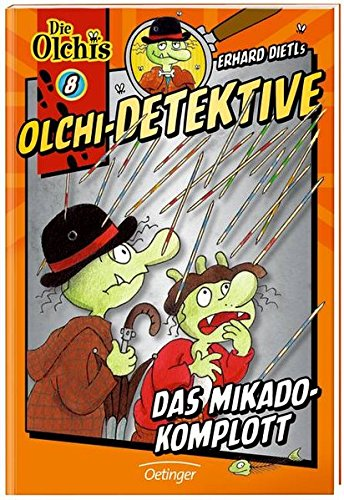 9783789133749: Olchi-Detektive 08. Das Mikado-Komplott
