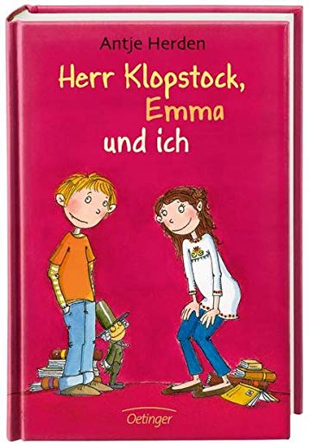 9783789137174: Herr Klopstock, Emma und ich