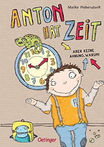 Anton hat Zeit: Meike Haberstock