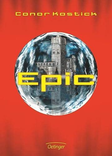9783789140259: Epic: Ein Fantasy-Thriller aus der Welt der Computerspiele