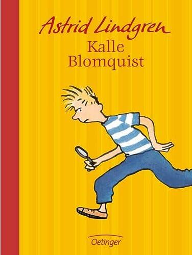 9783789140952: Kalle Blomquist. Jubiläumsedition
