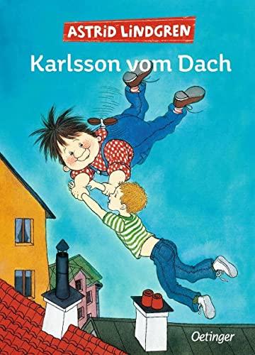 9783789141027: Karlsson vom Dach