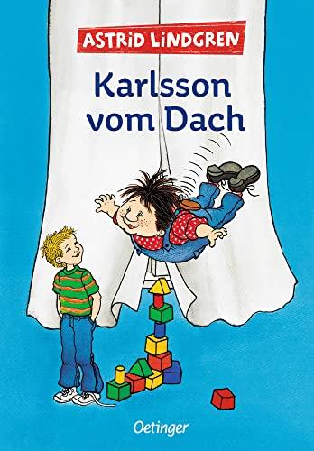 9783789141119: Karlsson vom Dach. ( Ab 8 J.).
