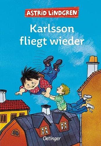 9783789141126: Karlsson fliegt wieder