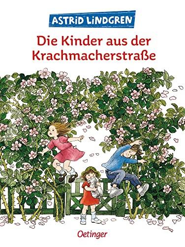 9783789141188: Die Kinder aus der Krachmacherstrasse. ( Ab 6 J.