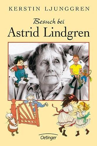 9783789141249: Besuch bei Astrid Lindgren