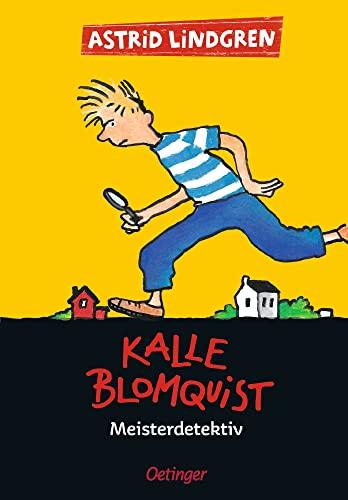 9783789141270: Kalle Blomquist Meisterdetektiv. ( Ab 10 J.).