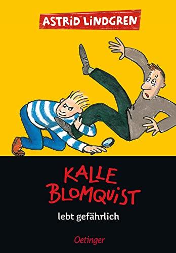 9783789141287: Kalle Blomquist lebt gefährlich