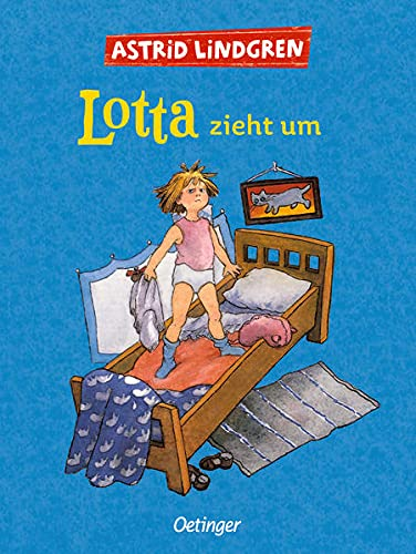 9783789141324: Lotta zieht um. ( Ab 6 J.).