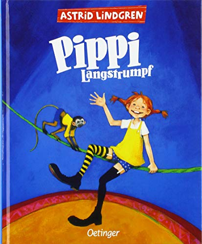 9783789141614: Pippi Goes on Board