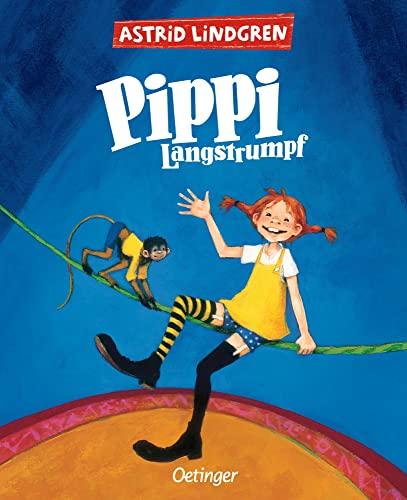 9783789141614: Pippi Langstrumpf (farbig)