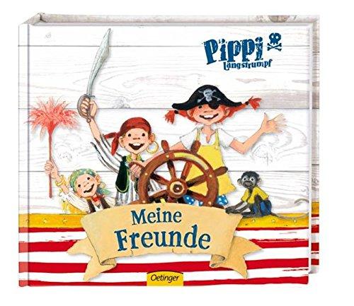 9783789141799: Pippi Langstrumpf Freundebuch