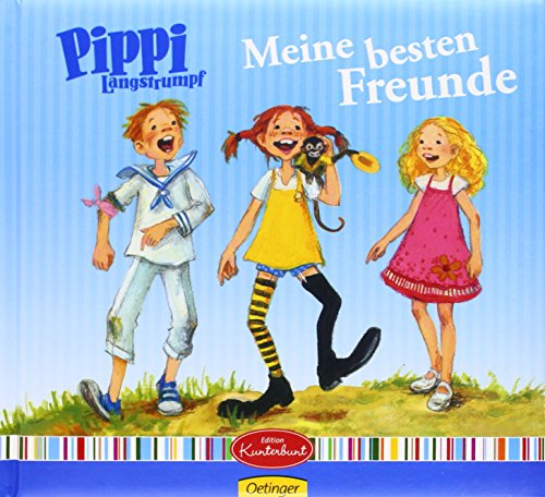 Pippi Langstrumpf Freunde