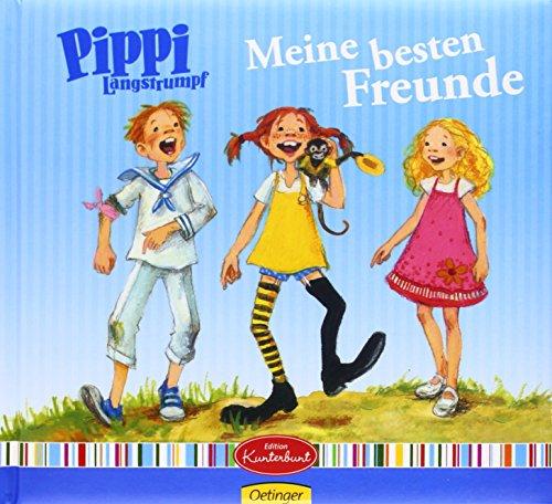 9783789141829: Pippi Freundebuch