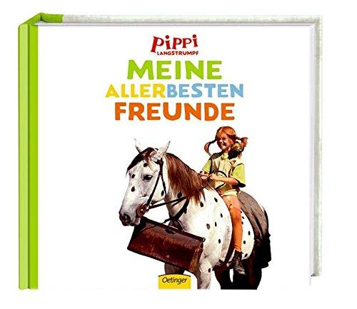 9783789141881: Pippi Langstrumpf 'Meine allerbesten Freunde'; Eintragebuch, Maße: 21,5 x 20 cm ; Deutsch; o. Pag.,