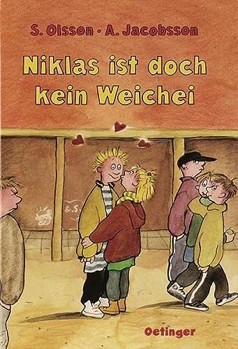 9783789144134: Niklas ist doch kein Weichei. ( Ab 8 J.).