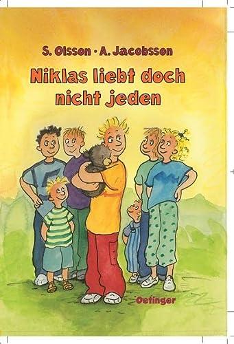 9783789144257: Niklas liebt doch nicht jeden.