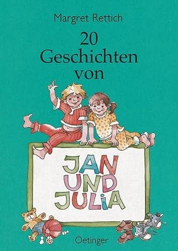 9783789146022: Zwanzig (20) Geschichten von Jan und Julia. ( Ab 6 J.)