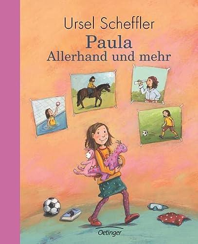 9783789147326: Paula - Allerhand und mehr