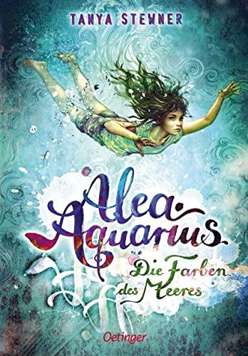 9783789147487: Alea Aquarius. Die Farben des Meeres