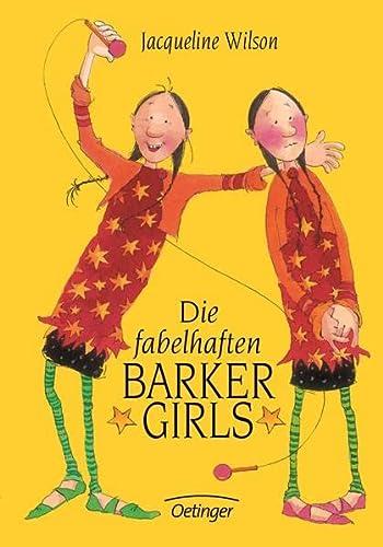 9783789151095: Die fabelhaften Barker Girls. ( Ab 10 J.).