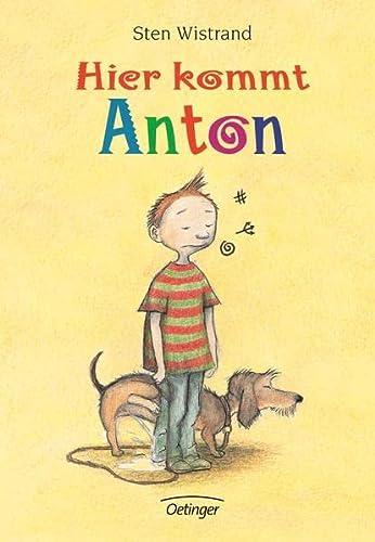 9783789151163: Hier kommt Anton