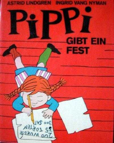 9783789154331: Pippi gibt ein Fest