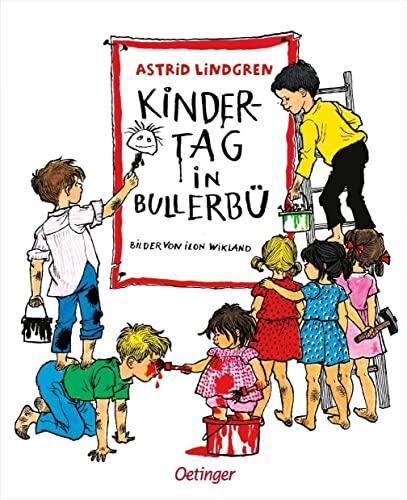 9783789155314: Kindertag in Bullerbü.