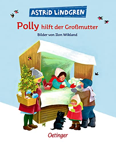 9783789155321: Polly hilft der Großmutter.