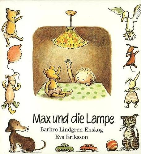 9783789157264: Max, Max und die Lampe