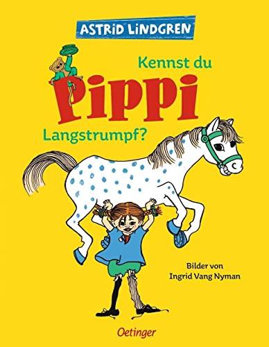 9783789159305: Kennst du Pippi Langstrumpf