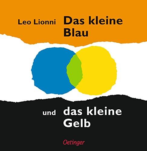 Das kleine Blau und das kleine Gelb. (3789159409) by Leo Lionni