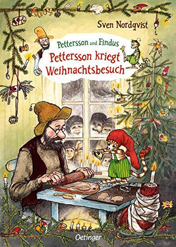 9783789161742: Pettersson Kriegt Weihnachtsbesuch: Pettersson Kriegt Weihnachtsbesuch (German Edition)