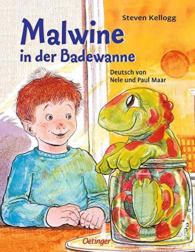 Children's Storybooks in Hardback: Malwine in Der Badewanne (German Edition) (9783789161827) by KELLOGG