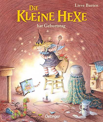 9783789163241: Die kleine Hexe hat Geburtstag
