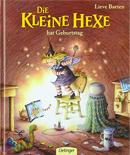 9783789163241: Die kleine Hexe hat Geburtstag (German Edition)