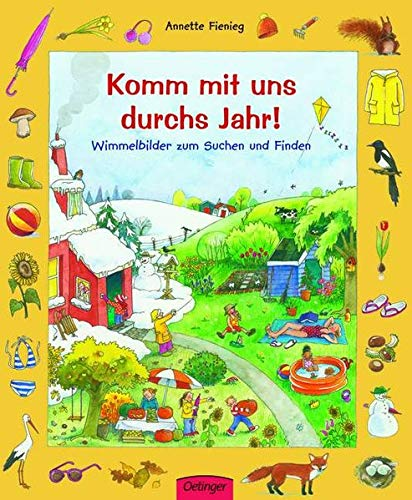 9783789165153: Komm MIT Uns Durchs Jahr! (German Edition)