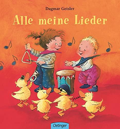 9783789165696: Alle meine Lieder. ( Ab 2 J.).