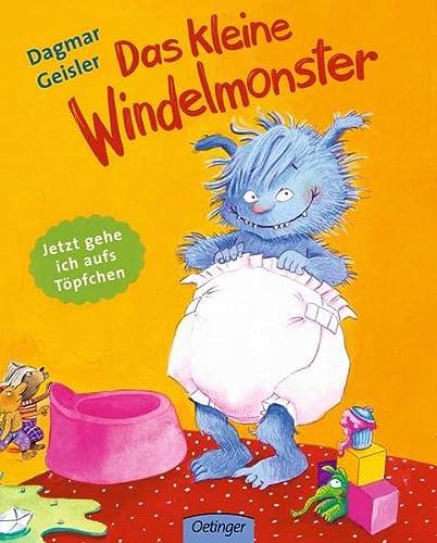 9783789165863: Das kleine Windelmonster