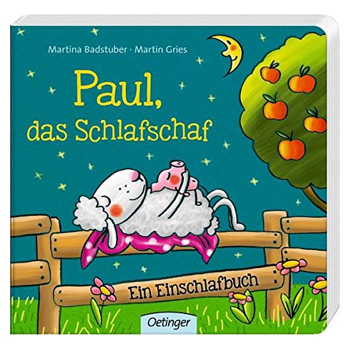 9783789165931: Paul, das Schlafschaf. Ein Einschlafbuch