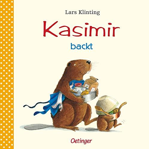 9783789167720: Kasimir backt