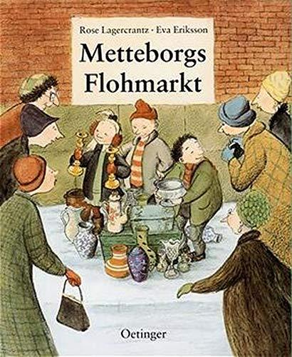 9783789168338: Metteborgs Flohmarkt