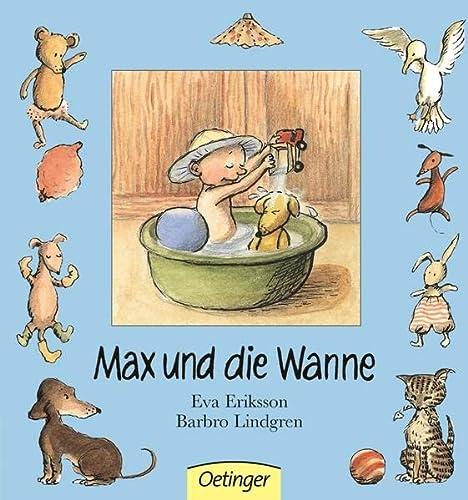 Max und die Wanne (9783789168482) by Barbro Lindgren