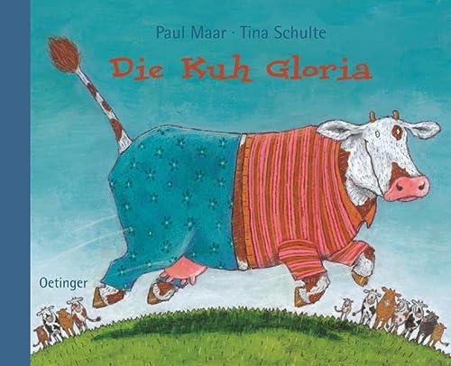 9783789168574: Die Kuh Gloria